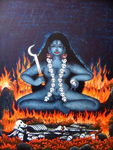Dhyana Kali