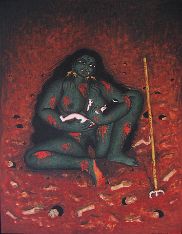 Kali Overcome