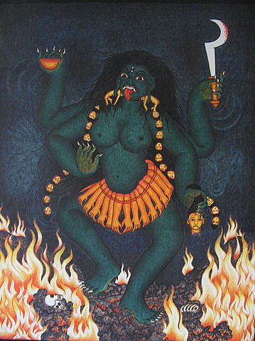 Kali\'s Revelry