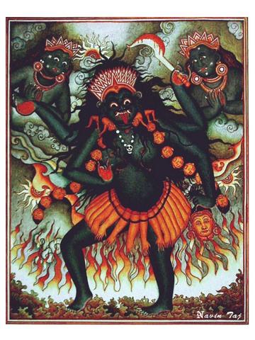 Kali - The Summoning