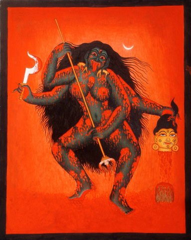 Rakta Kali