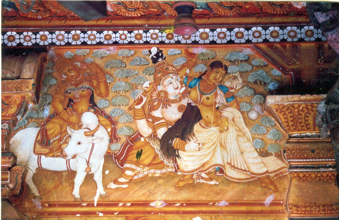 Siva Mohini from the Kotakkal temple