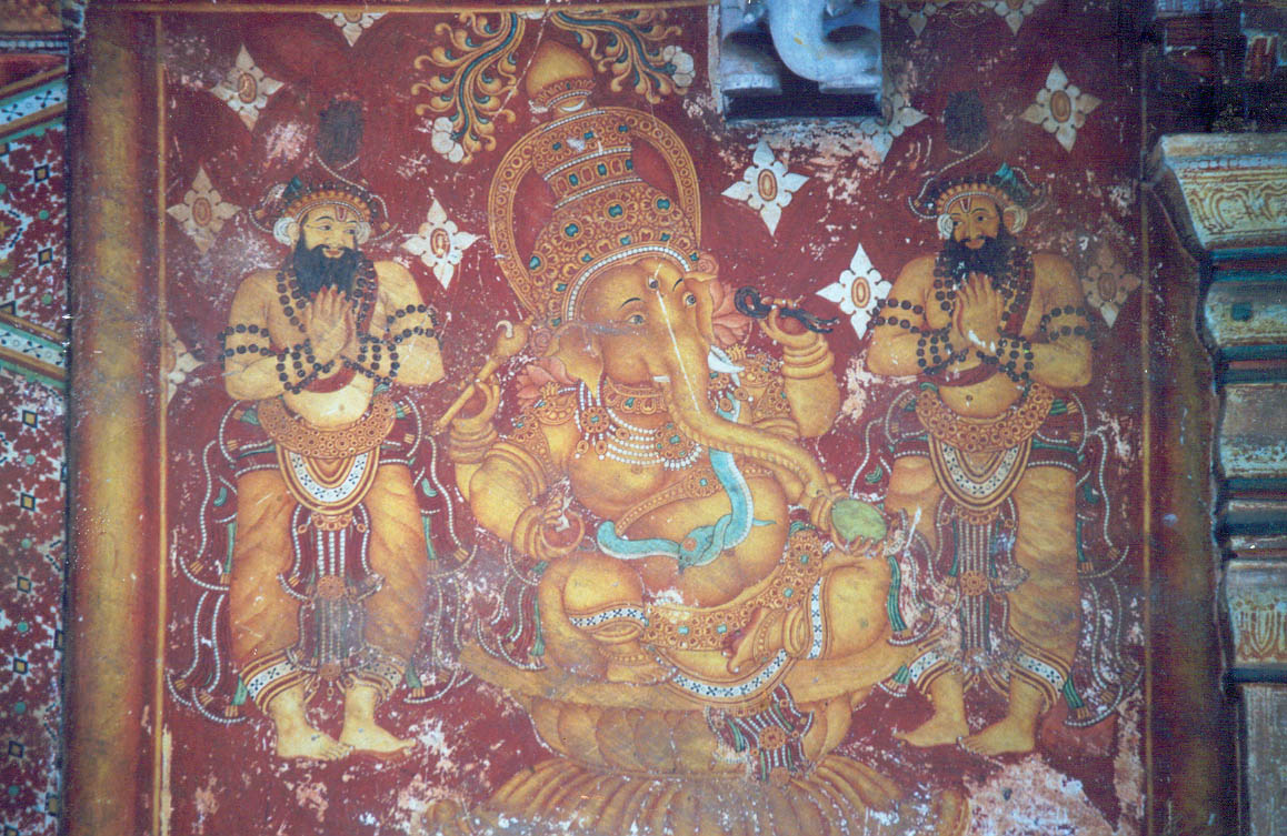 Ganapathy from the Kotakkal Temple