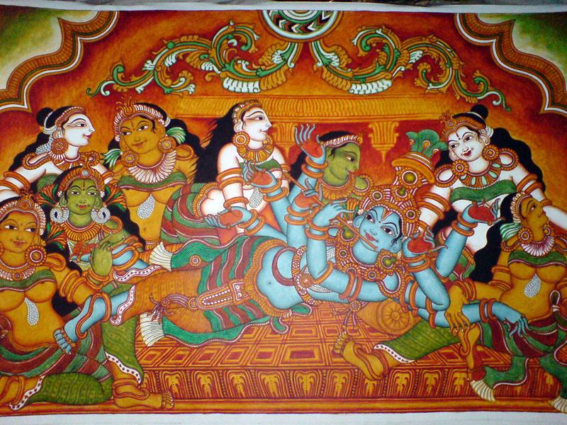 Krishna - Raasakreeda