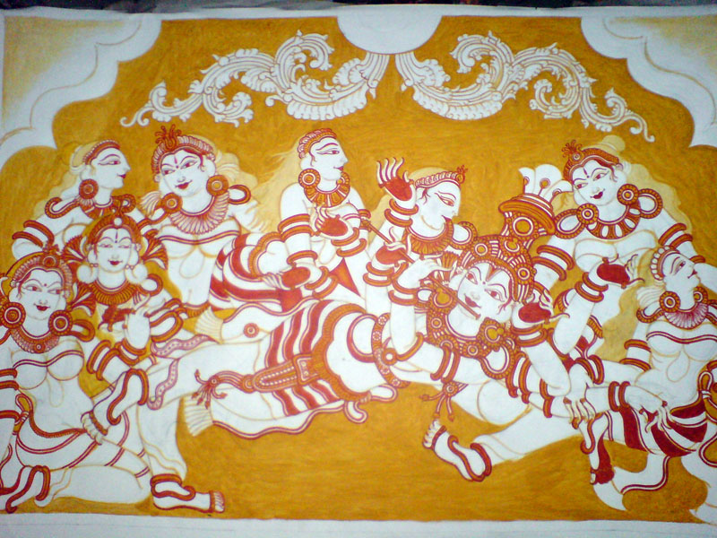Krishna\'s Raasakreeda - 02